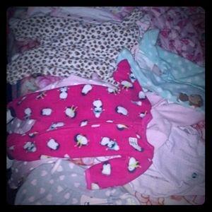 New born clothe (girl)